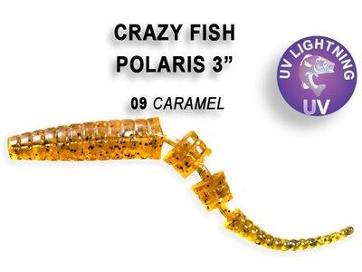 Polaris 68mm Caramel | Squid