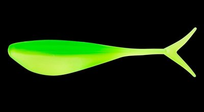 """Lunker City Fin-S Shad 1,75"""" Limetreuse"""